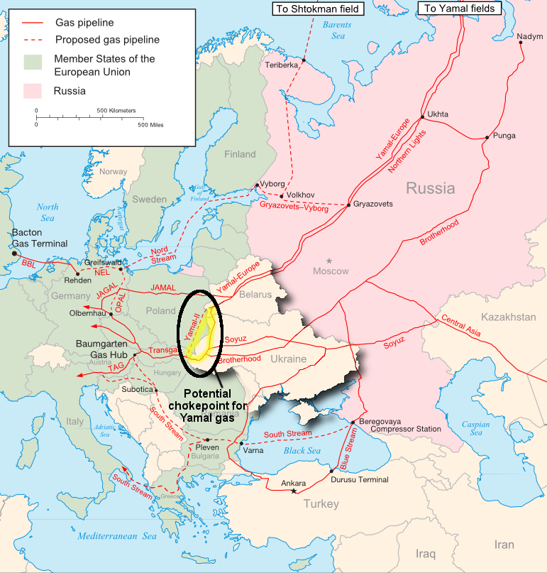 Base map from Wikipedia. Alterations by Mia Bennett.