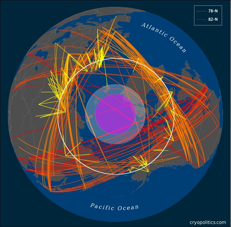 Arctic Circle Flights