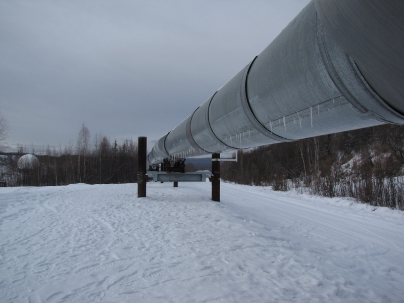 China: No fear of pipelines to Russia.