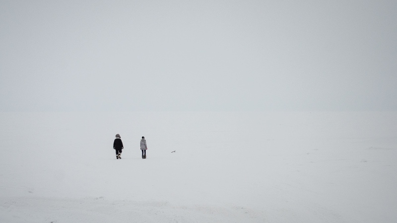 Chukotka: People walking at the edge of empire. Photo: Flickr/Ivan Frolov, Creative Commons license.