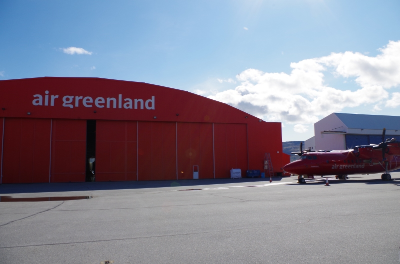 Up to ten Air Greenland routes are up in the air pending government subsidies, which cannot be decided until after the November 28 elections. Photo: © Mia Bennett.