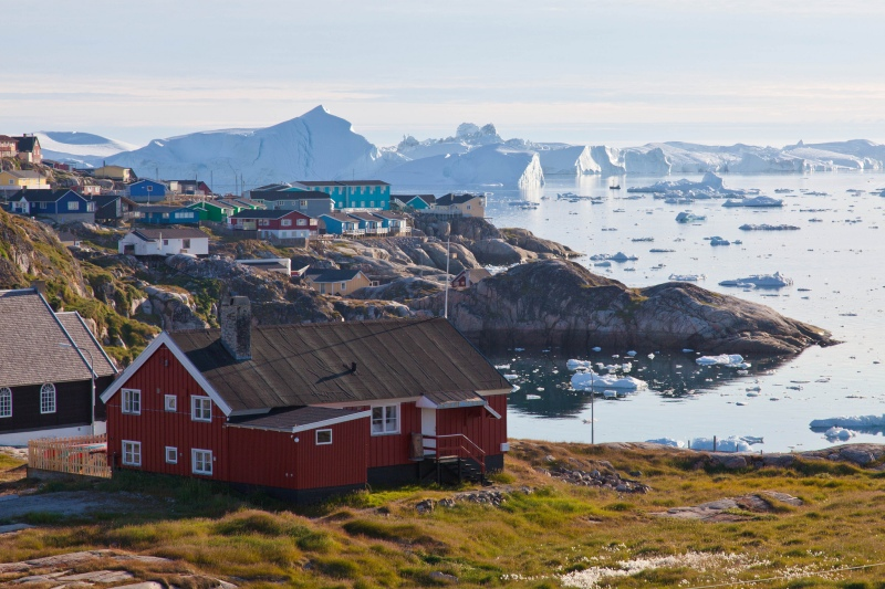 Ilulissat. Photo: Guido Appenzeller/Flickr