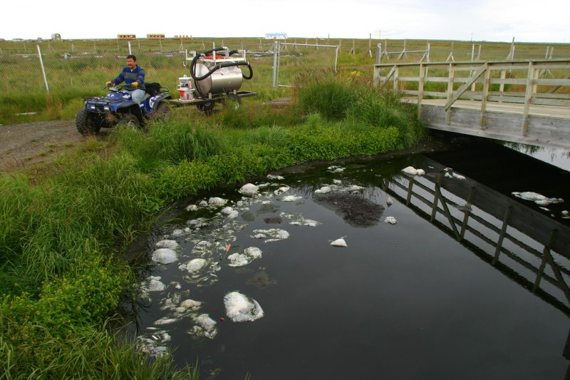 Photo: Water & Sewer Challenge / Alaska.gov