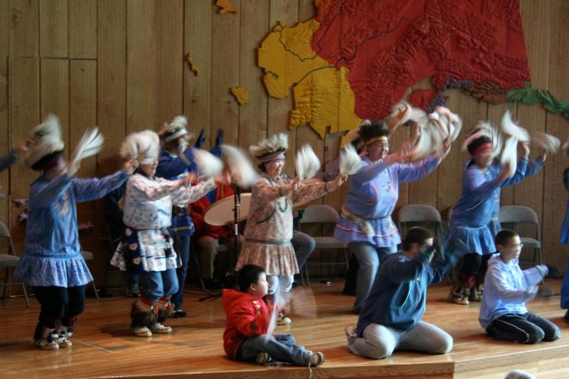 Some traditions remain, but native life has changed forever in Alaska. Photo: Cindy Zackowitz/Flickr.