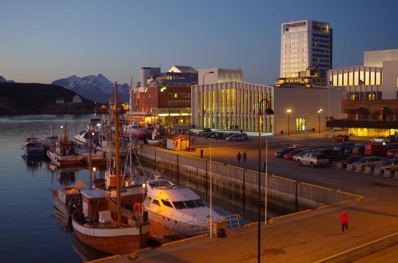 Bodø, Norway. Photo: © Mia Bennett