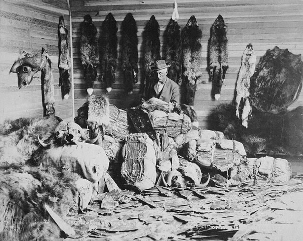 In the 1890s, the last days of a fur trading post in Fort Chipewyan, Canada.