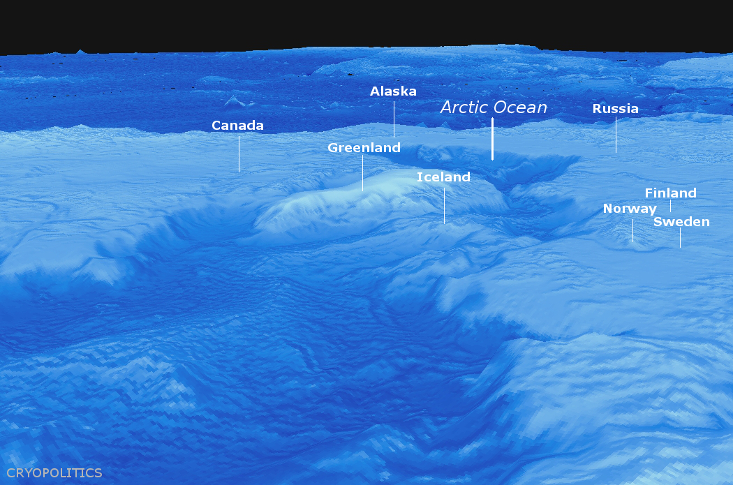 The continental shelf geological legal or geopolitical