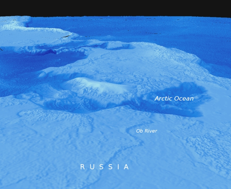 arcticoceanrussia3d