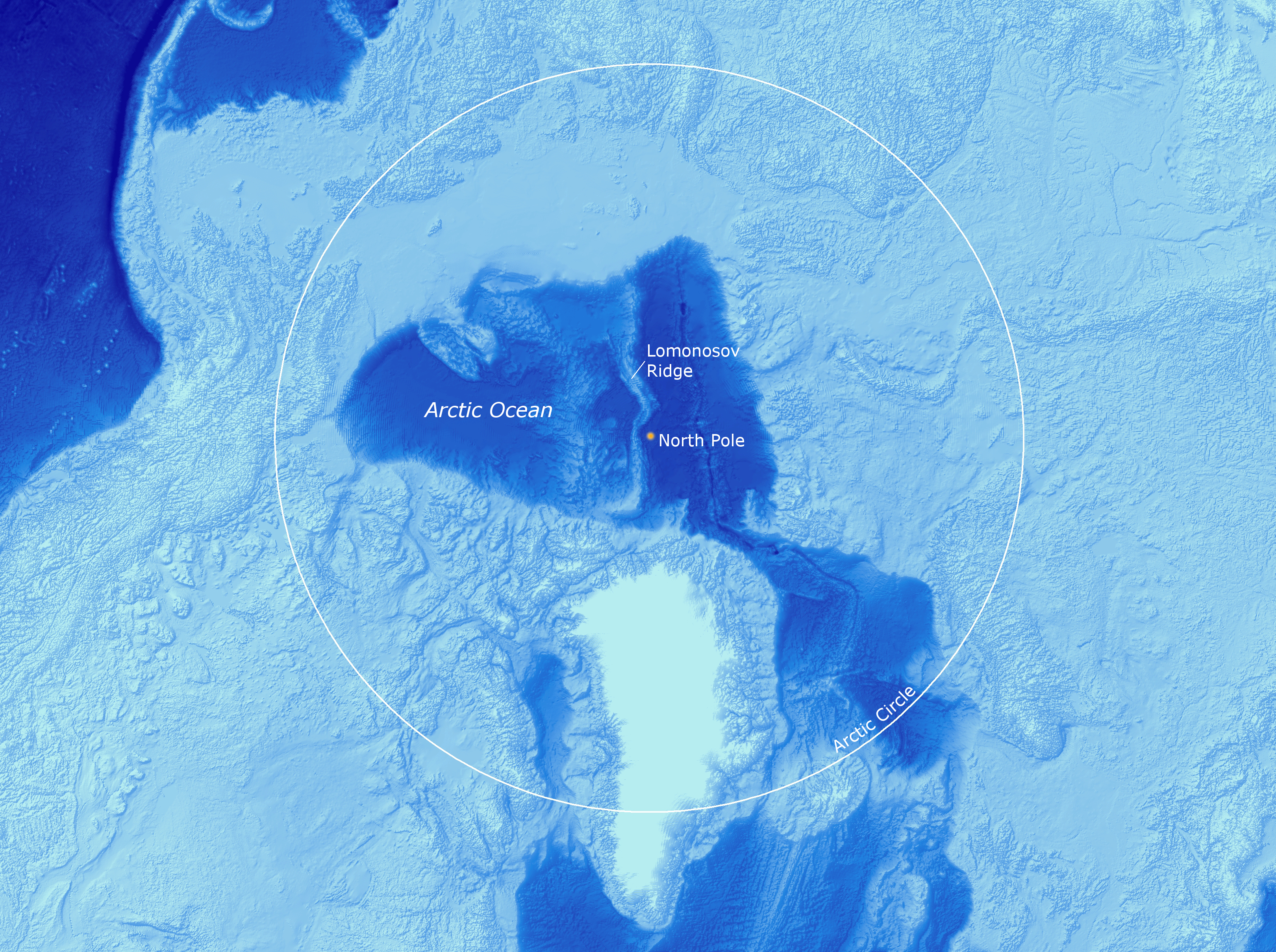 The continental shelf: geological, legal, or geopolitical ...