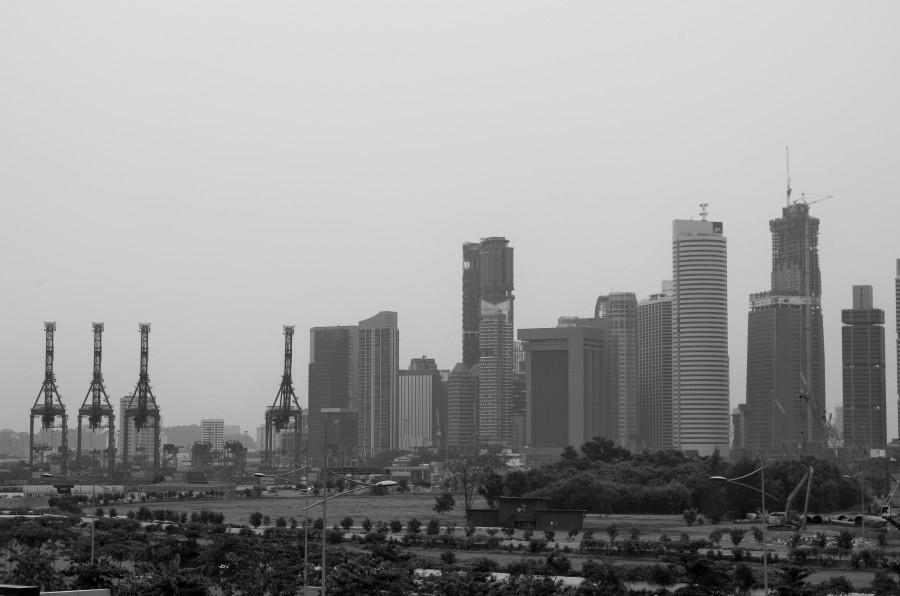 SingaporeSkyline