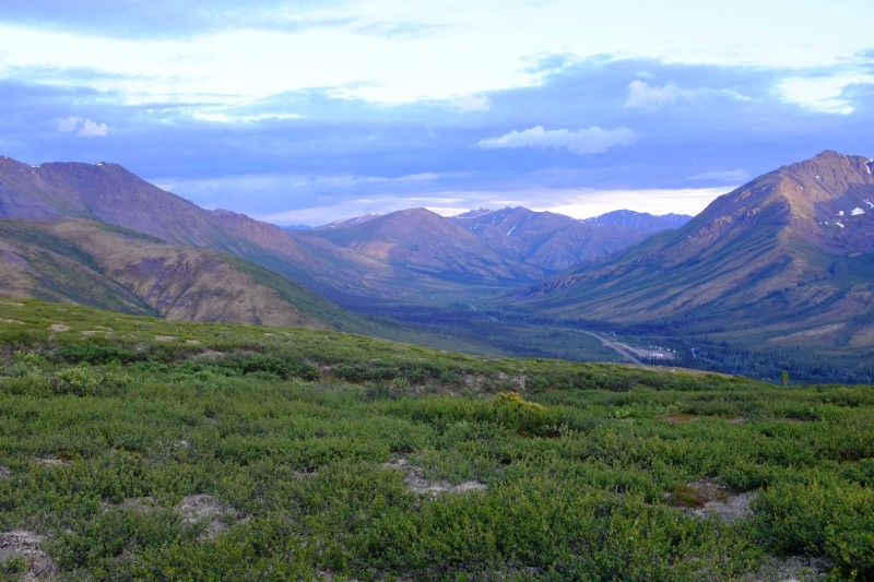Dempster-Highway-Tombstone-Mountains