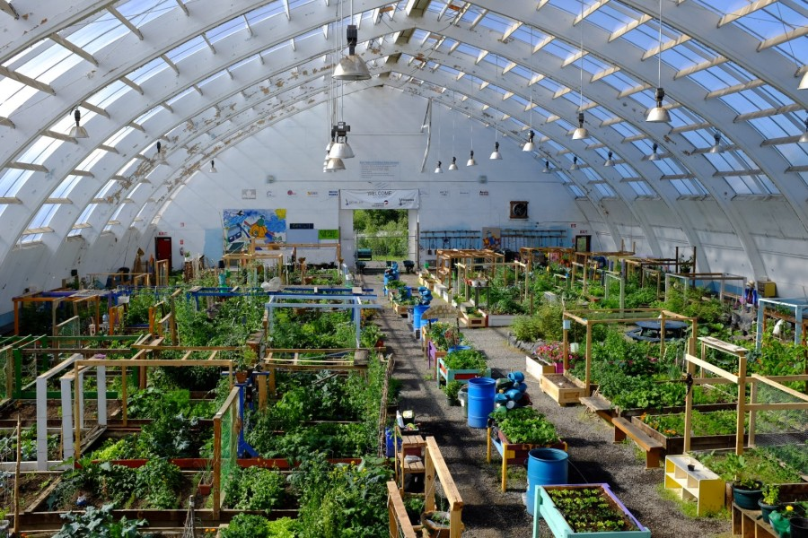 Inuvik-Greenhouse
