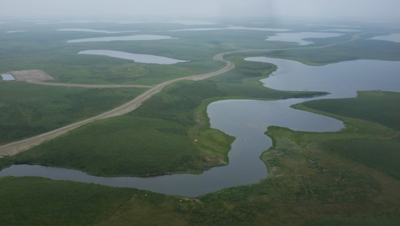 Inuvik-Tuktoyaktuk-Highway
