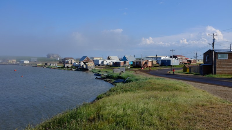 Tuktoyaktuk-Tuk-In-Summer