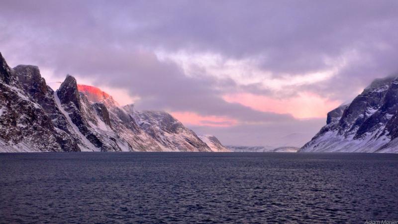 Baffin-Island-Fjord