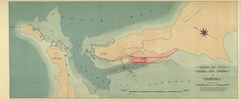 Port-of-Churchill-1927-Map