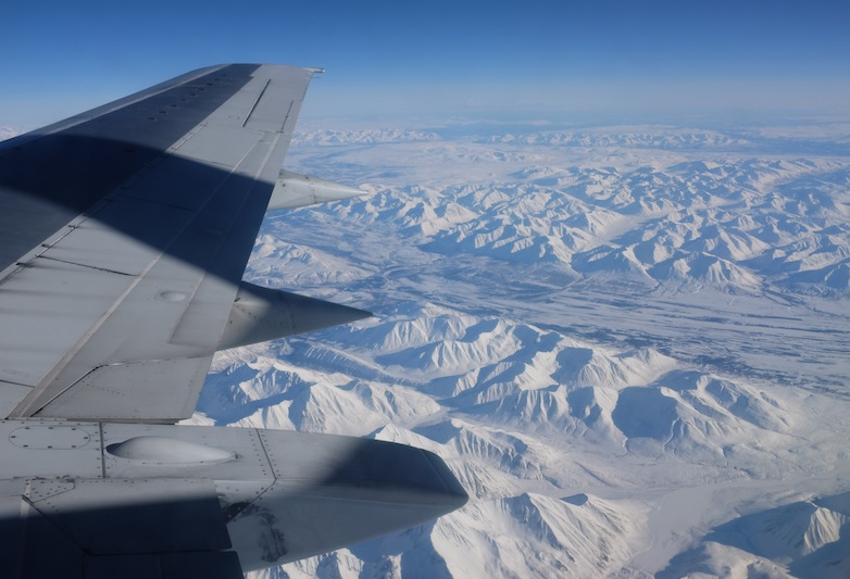 Anchorage-Alaska-Airlines