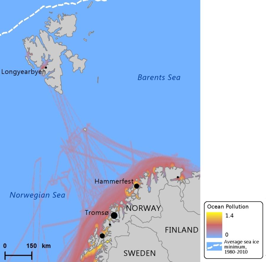 svalbard-ocean-pollution