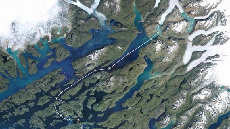 icesheet-to-qaqortoq-greenland-map